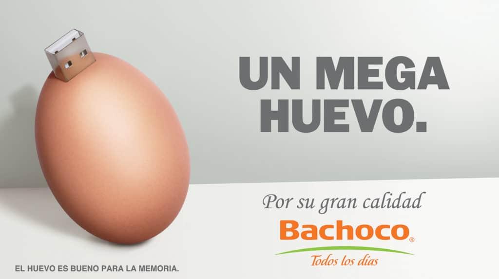 Un mega huevo