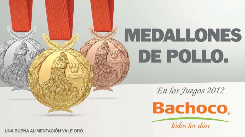 Medallones de pollo