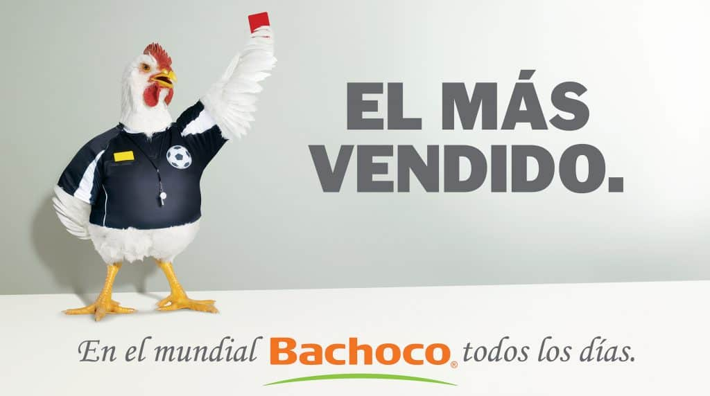 El pollo más vendido