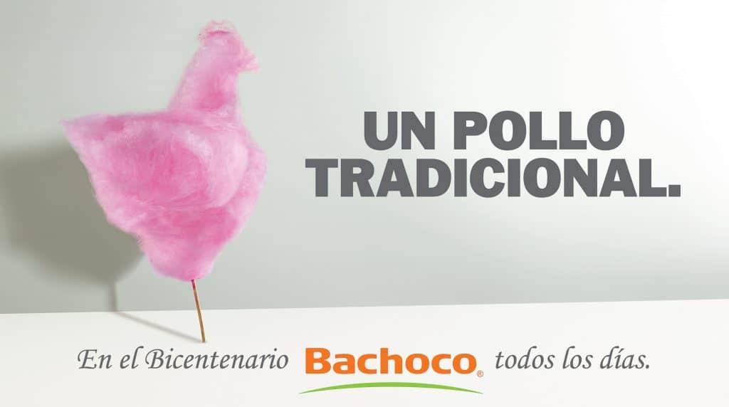 Un pollo tradicional