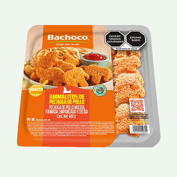 Animalitos de pechuga de pollo 600 g