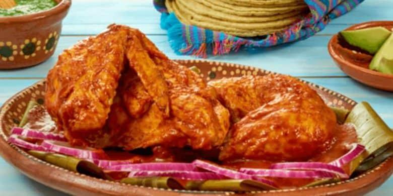 Barbacoa casera de pollo Paso:   5