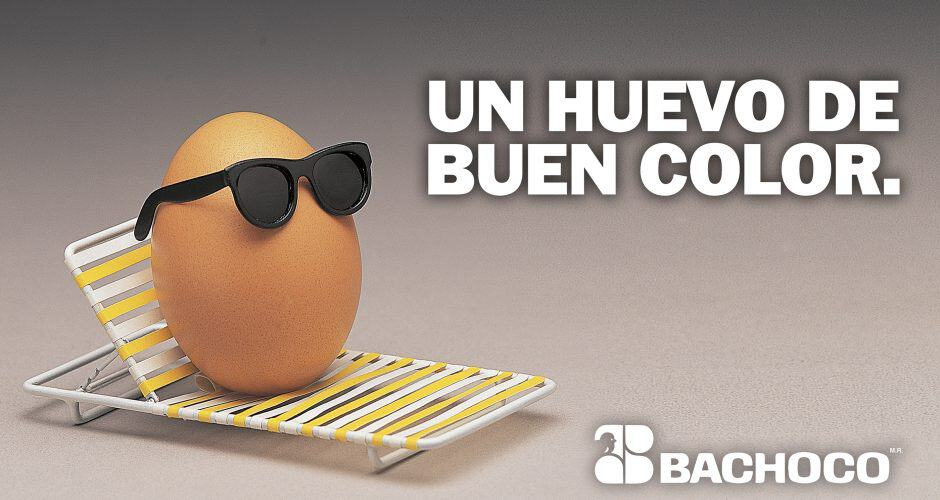 Un huevo de buen color