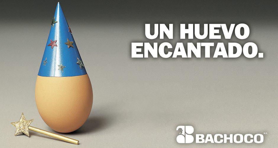 Un huevo encantado