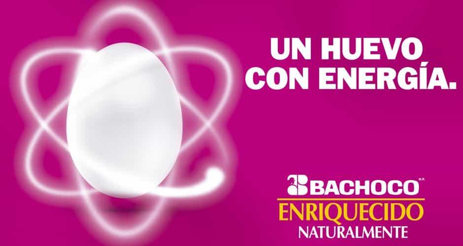 Un huevo con energía