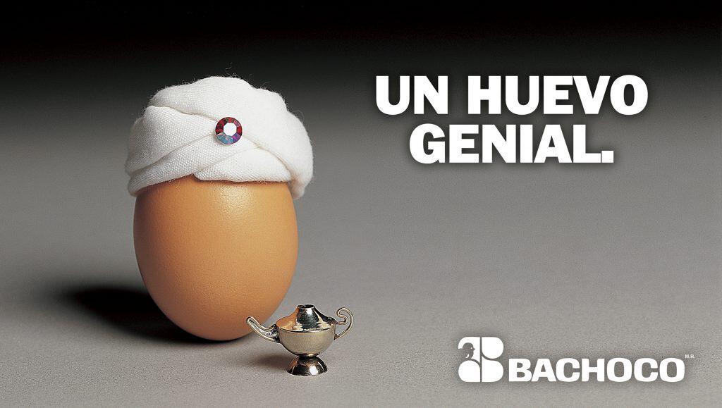 Un huevo genial