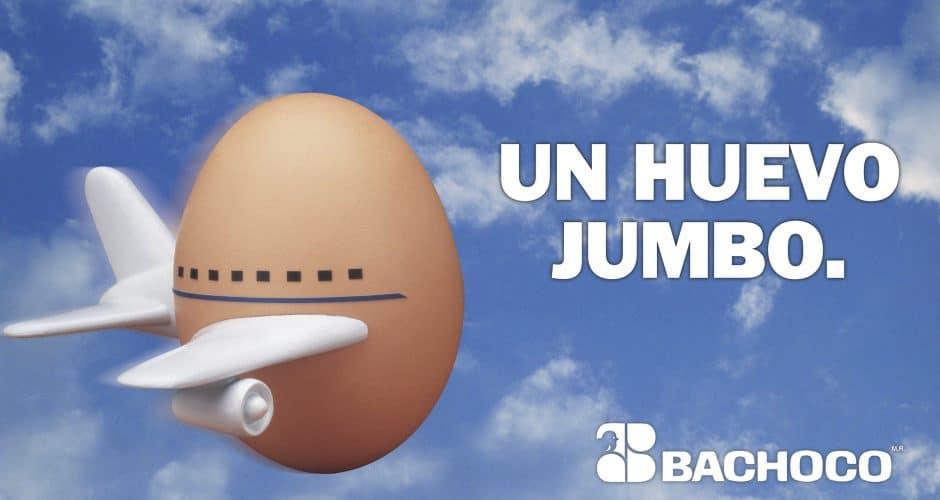 Un huevo jumbo