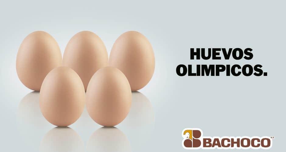 Huevos olímpicos