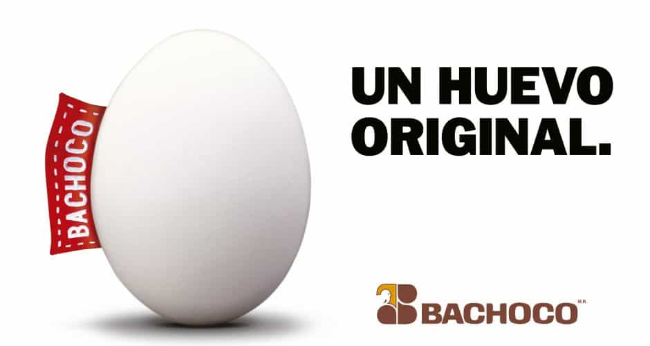 Un huevo original