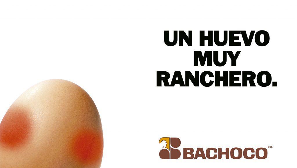 Un huevo muy ranchero