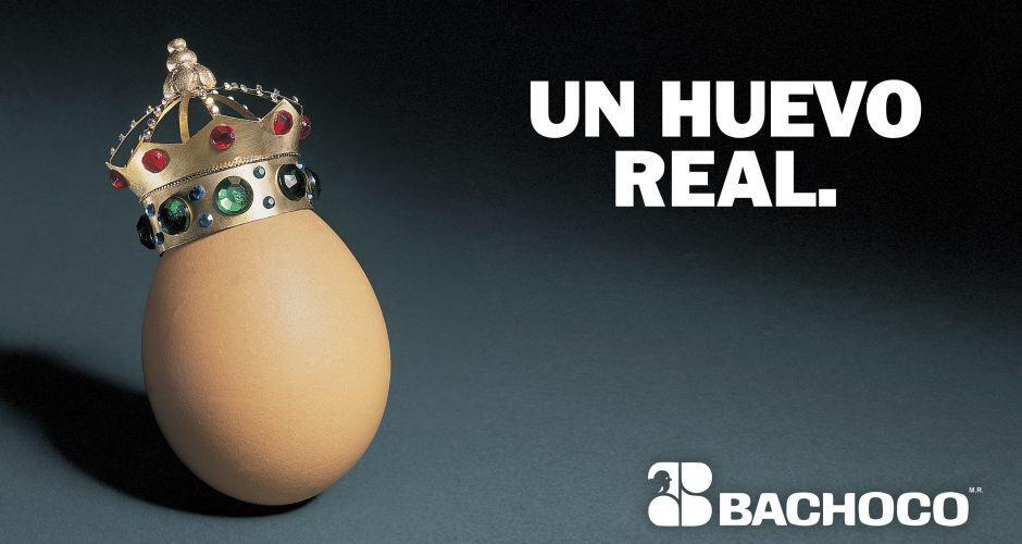 Un huevo real