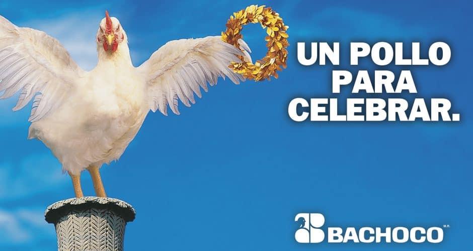 Un pollo para celebrar