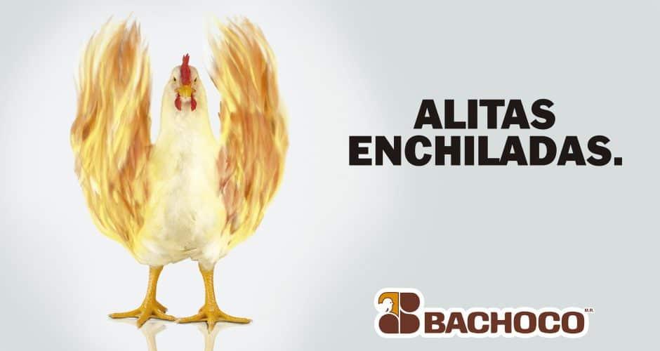 Alitas enchiladas