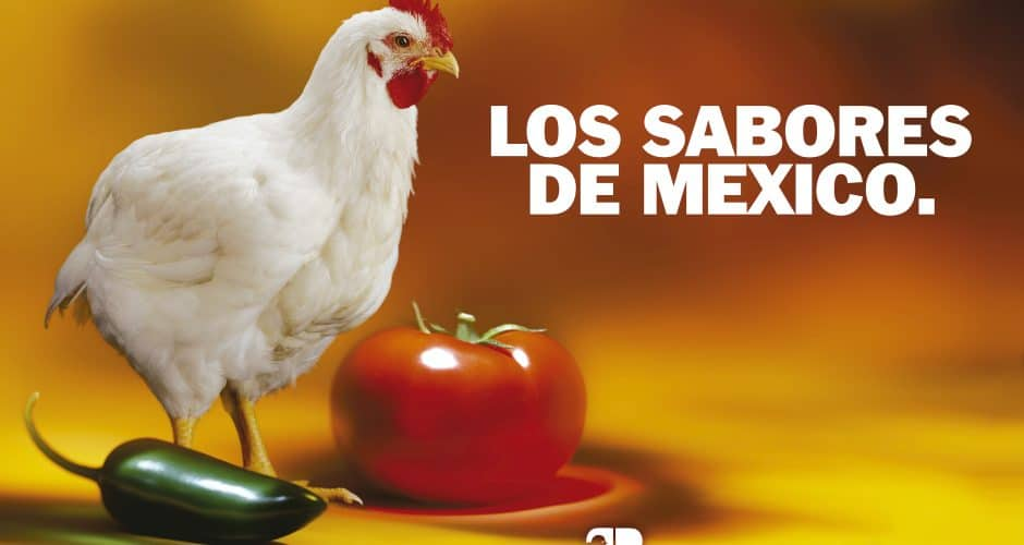 Los sabores de México