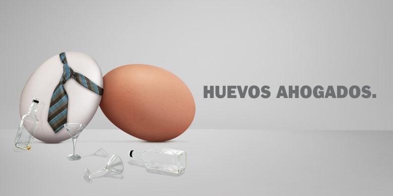Huevos ahogados
