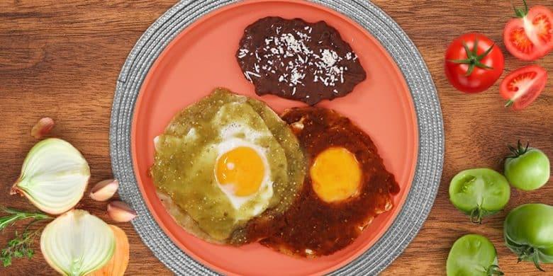 Huevos divorciados Paso:   4