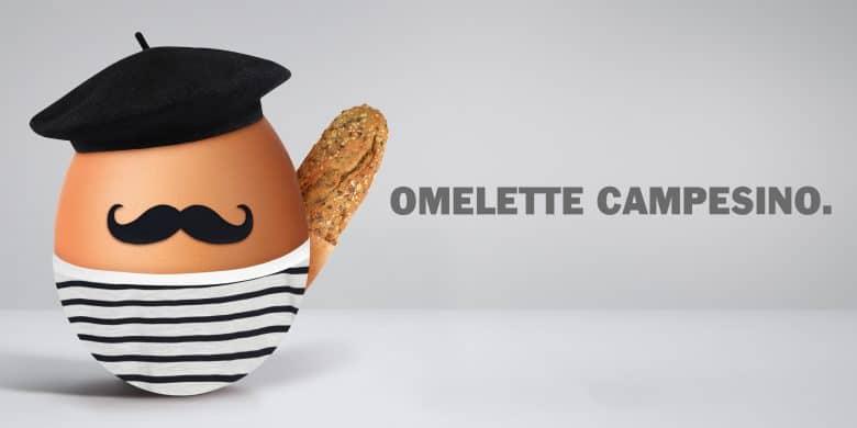 Omelette campesino