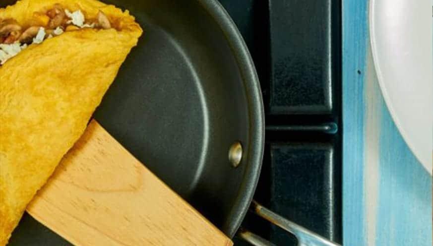 Omelette campesino Paso:   3