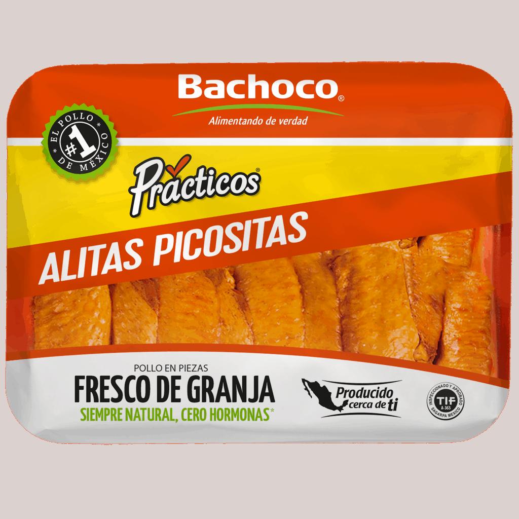 Alitas Picositas
