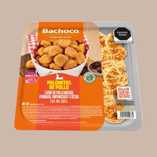 Palomitas de pechuga de pollo 600 g