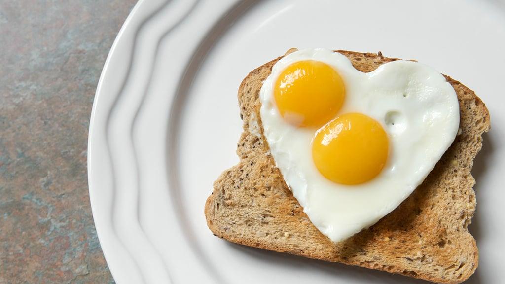 El huevo es bueno para la salud del corazón