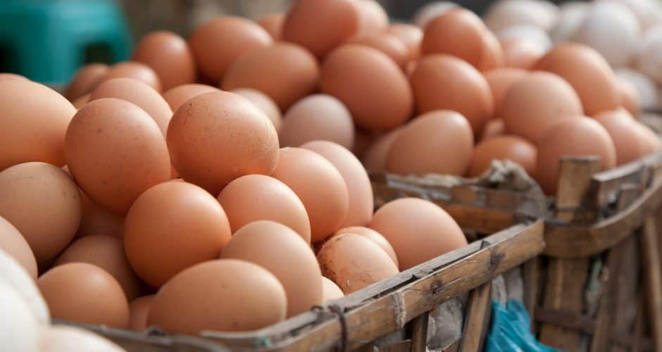 El huevo es bueno a cualquier edad