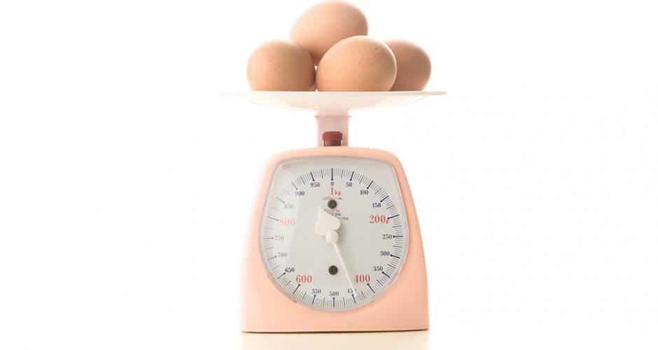 El huevo contiene nutrientes y pocas calorías