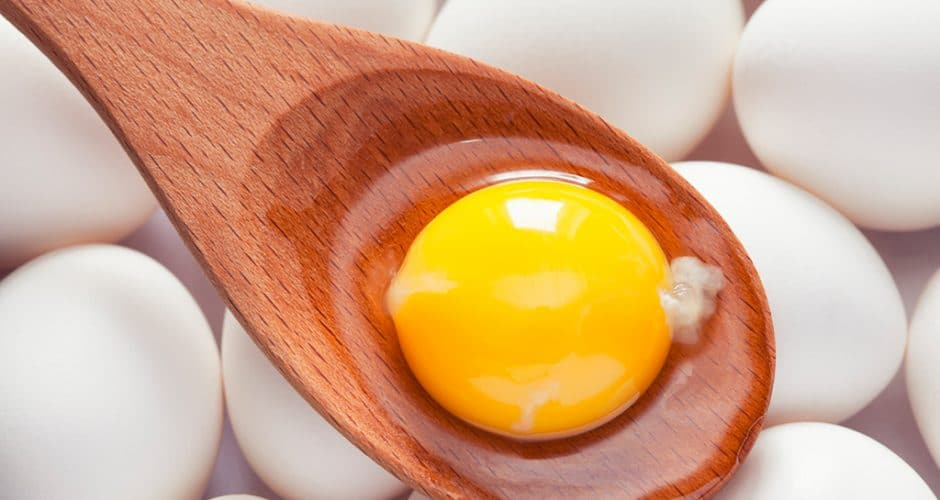 Yema = colesterol bueno