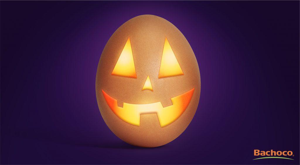 Huevo Halloween