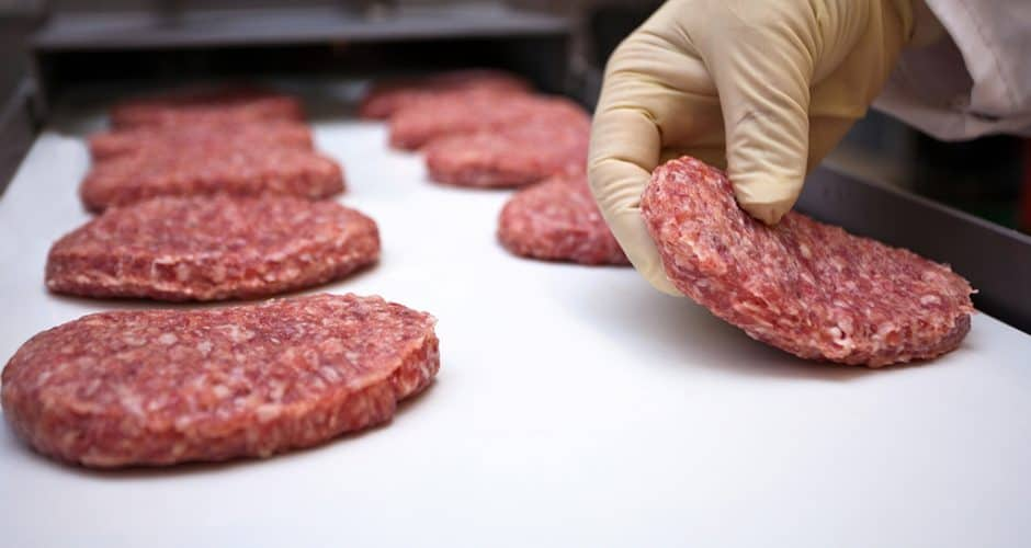 La hamburguesa de la granja a tu mesa.