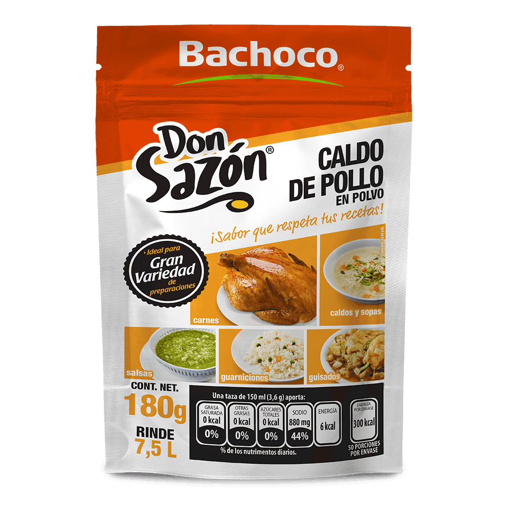Caldo de Pollo Don Sazón®