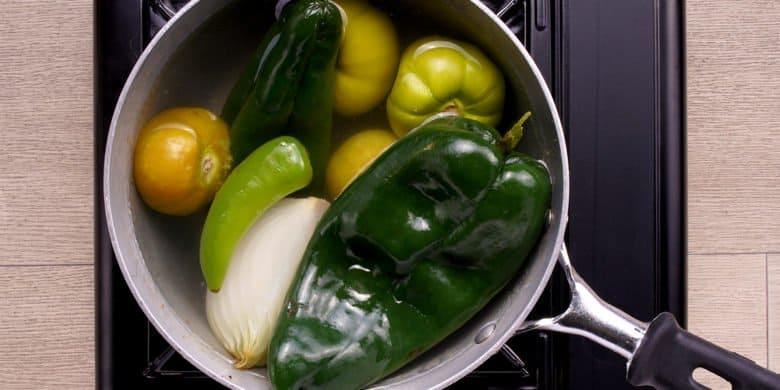 Enchiladas Poblanas Paso:   3