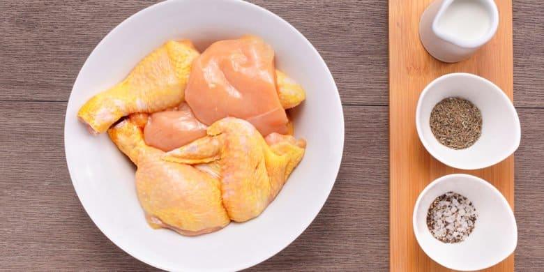 Pollo frito al estilo Bachoco Paso:   2