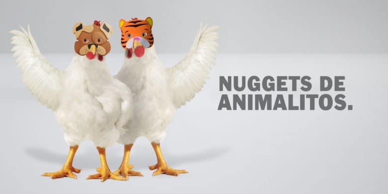Nuggets de Animalitos