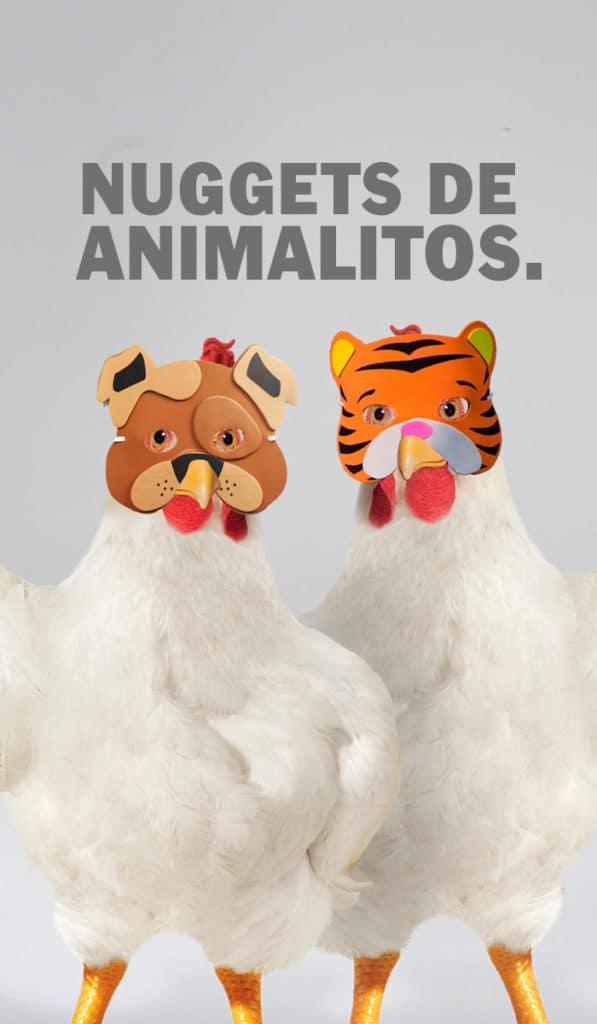 Nuggets de Animalitos