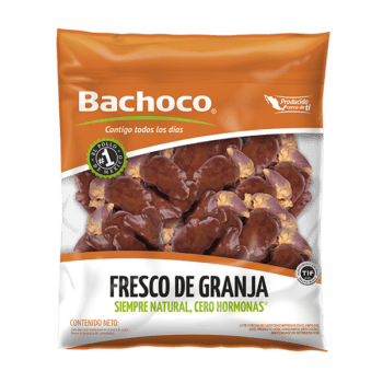 Bolsa Bachoco Higado