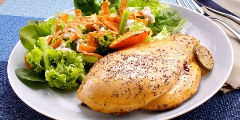 Pollo salteado en salsa de cítricos Paso:   4