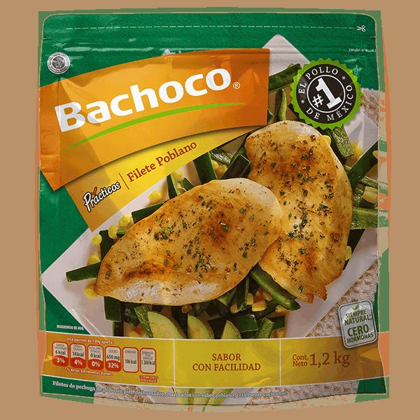 Filetes Poblanos Bachoco