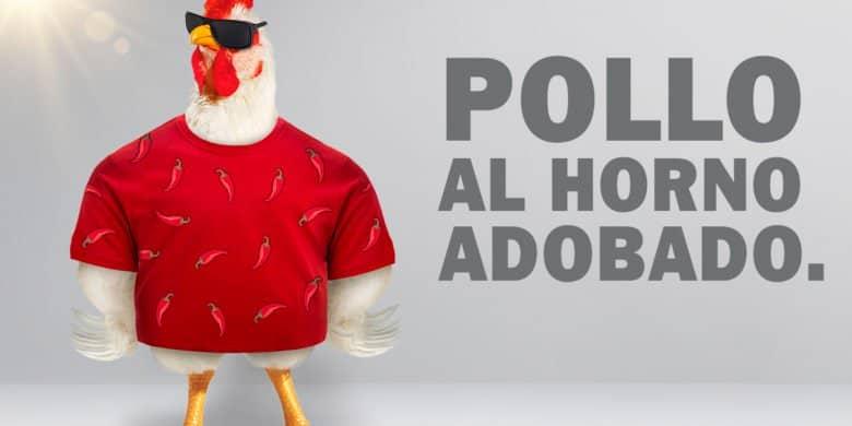 bachoco POLLO AL HORNO ADOBADO